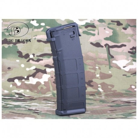 BD PMAG style quick reload Black