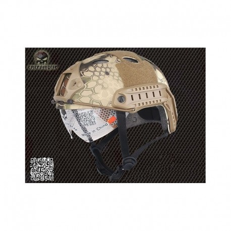 EMERSON FAST HELMET PJ Highlander With Goggles