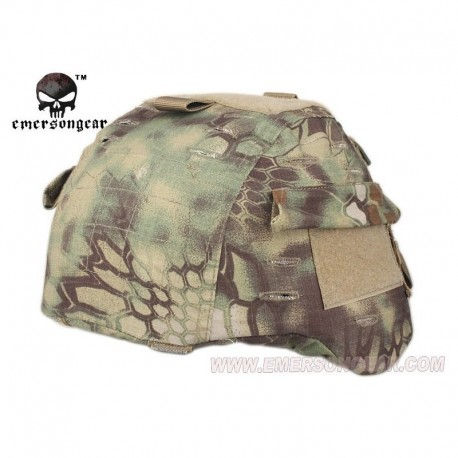 EMERSON Helmet Tactical Cover MICH2000  Mandrake