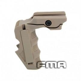 FMA Mag well Grip Tan