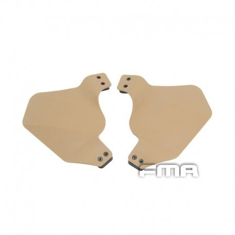 FMA Fast Helmet Side Protection DE