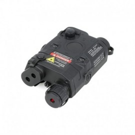 FMA AN/PEQ 15 Device with red laser Black
