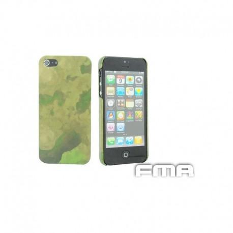 FMA SI iPhone 5 / 5S phone Hard cover A-T FG