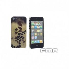 FMA SI iPhone 5 / 5S phone Hard cover Highlander