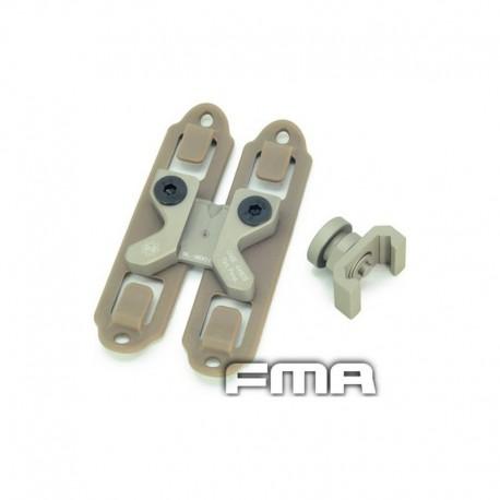FMA WeaponLink MOLLE type DE