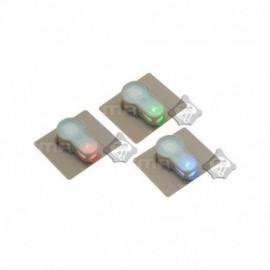 FMA S-Lite Velcro Hook Base Strobe Light DE