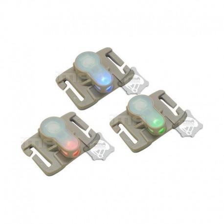 FMA S-Lite MOLLE System Strobe Light DE