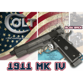 Colt 1911 MK IV CO2 Blowback