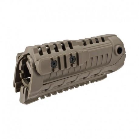M4S1 Polymer Handguard for M4 series DE