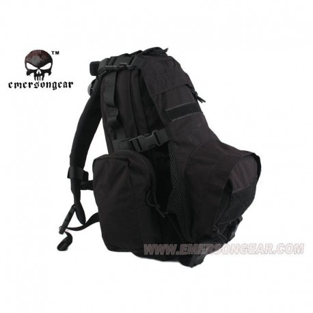 EMERSON Yote Hydratation Backpack Black