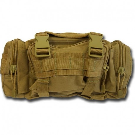 Mil-Tec Buttpack multifunction pouch Coyote