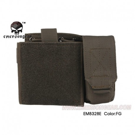 EMERSON SAF Admin Panel MAP Pouch RG