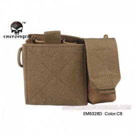 EMERSON SAF Admin Panel MAP Pouch CB