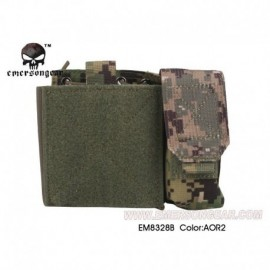EMERSON SAF Admin Panel MAP Pouch AOR2