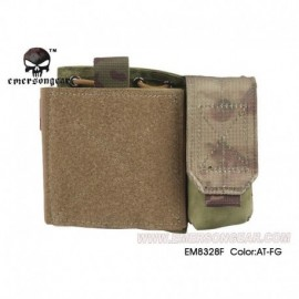 EMERSON SAF Admin Panel MAP Pouch A-T FG