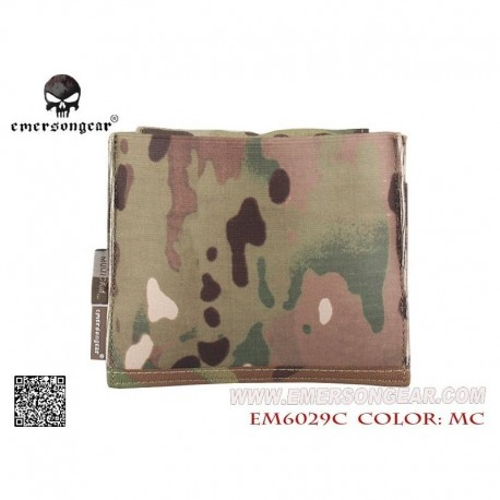 EMERSON Invisible Magazine Dump pouch Multi Camo