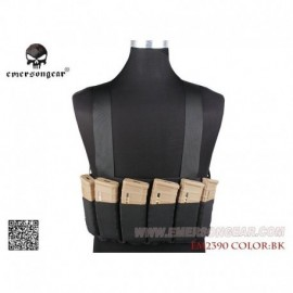 EMERSON SPEED Chest Rig Nero