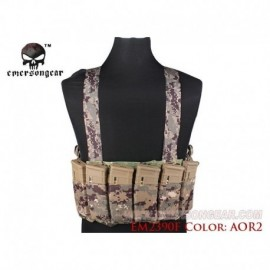 EMERSON SPEED Chest Rig AOR2