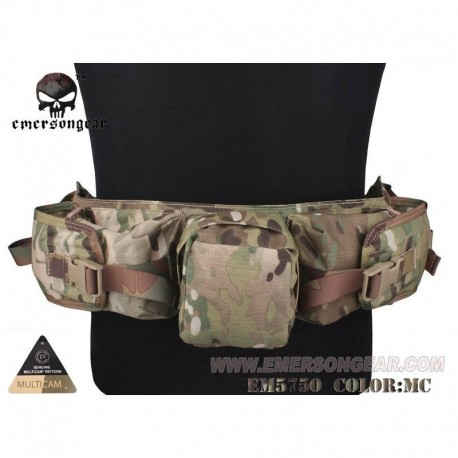 EMERSON Sniper Waist Pack Belt Multicam