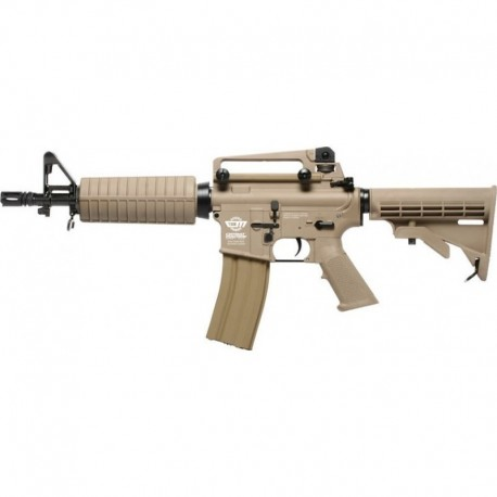 G&G M4A1 CM16 Carabine Light Combat Machine Tan