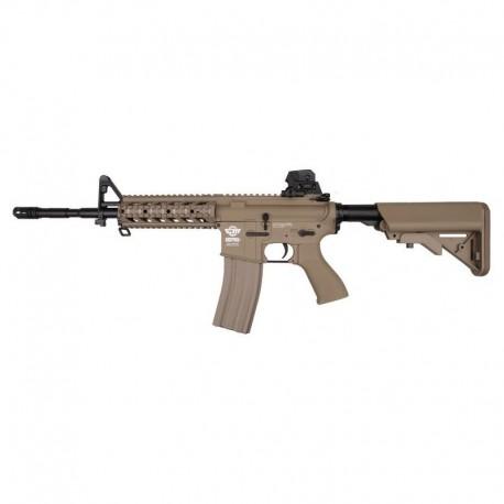 G&G CM16 Raider-L DST M4 RIS Tan