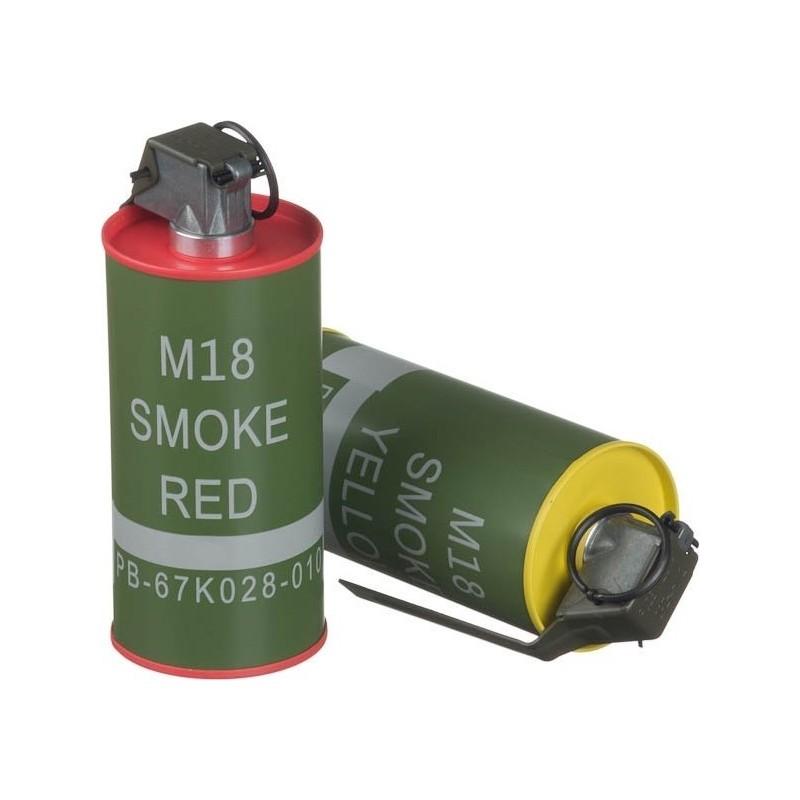 G&G M18 Smoke Grenade bbs loader - Tango Softair