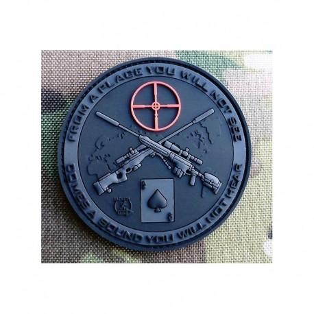 JTG Sniper Rubber Patch BlackOps