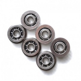 CORE Boccole 9MM cuscinettate high speed in acciaio
