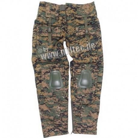 Mil-Tec Pantalone Combat Marpat