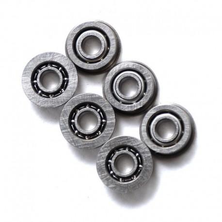 CORE Boccole 8MM cuscinettate high speed in acciaio