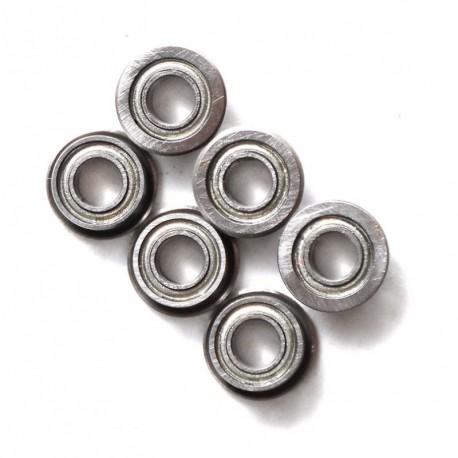 CORE Boccole 7MM cuscinettate in acciaio
