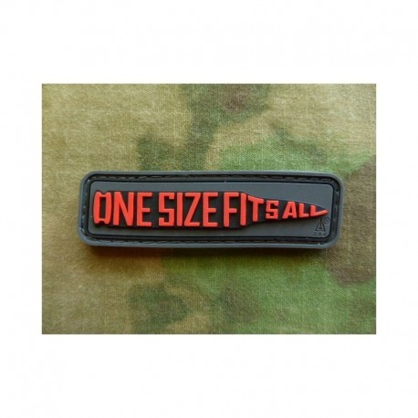 JTG 7.62 ONE Size Fits All Rubber Patch