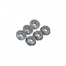SHS Boccole 7MM Cuscinettate in acciaio / 7mm steel Ball Bearing Bushing