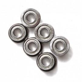 CORE Boccole 6MM cuscinettate in acciaio