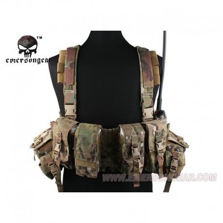 EMERSON SEAL LT1961A-R VEST Multicam