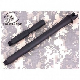 BD Out barrel M4 733  / A1 aluminium