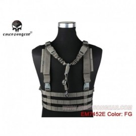 Emerson MOLLE Low Profile Chest Rig FG
