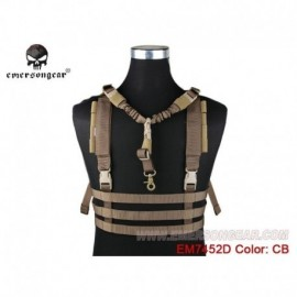Emerson MOLLE Low Profile Chest Rig CB