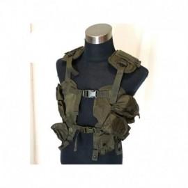 Mil-Tec Bearing Vest OD Green