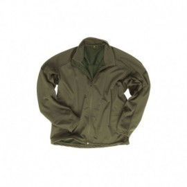 Mil-Tec Softshell Light Weight OD Green
