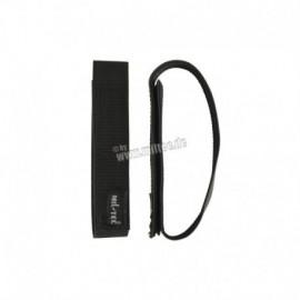 Mil-tec rubber elastic band Black