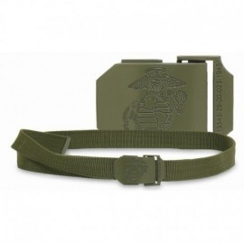 Mil-Tec BDU USMC Belt OD Green