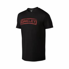 Oakley Tab 2 Tee Black