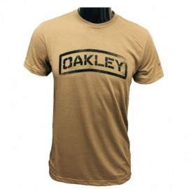 Oakley Tab 2 Tee Coyote Brown