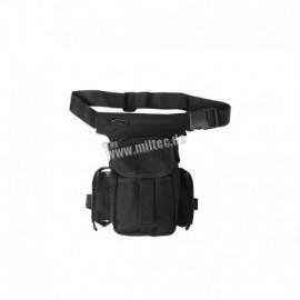 Mil-Tec multifunction Leg pouch Black