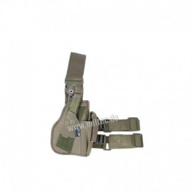 Mil-tec right Leg Holster OD Green