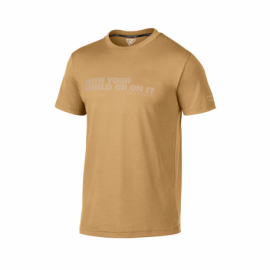 Oakley Shield Tee Coyote Brown
