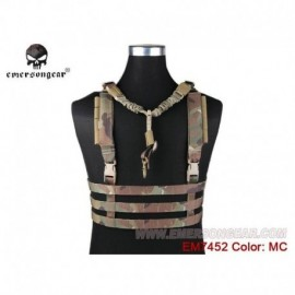 Emerson MOLLE Low Profile Chest Rig MC
