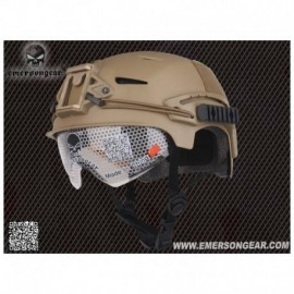 EMERSON EXF Bump Helmet with Goggle DE