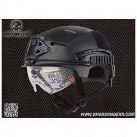 EMERSON EXF Bump Helmet with Goggle Black